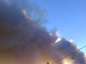 Vidéo - feux violents au nord de Marseille