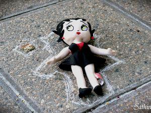Où est passé ma Betty Boop, aux journées filles?!!!