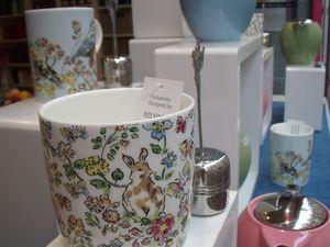 Collection de mugs RSPB