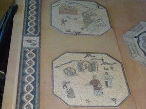 Stages de Mosaïques et de Cellophane avec André Girod