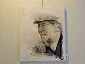 GALI Portraitiste et Philippe ZYLBERBERG Peintre