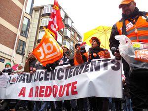 Etre &quot&#x3B;solidaire&quot&#x3B; des salariés de la Redoute