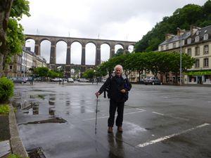 """le Carnet du Randonneur """"perso"""" - Départ du Pont de Morlaix"""