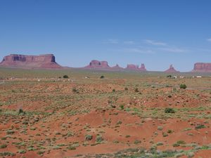 USA Road Trip - Jour 12/25 - Lower Antelope Canyon - Horseshoe Bend - Monument Valley