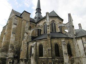 Le Château Gaillard (l'Eure)