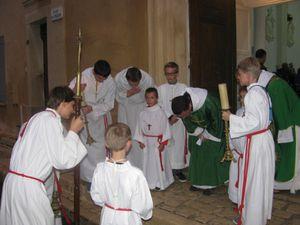 Messe des Familles a Cadolive