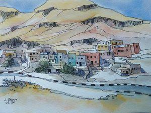 Egypte - Carnet de voyage