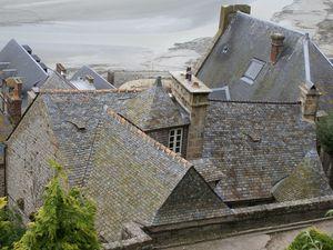 Quelques photos du Mont-St-Michel