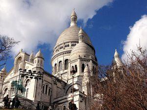Exposition sur la Butte Montmartre Alexandra ROUGERON
