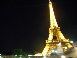 Art Abstrait : Paris mon Amour