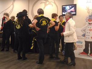 SCHERZO COUNTRY DANCERS : ANIMATION FLUNCH 2016