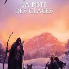 L'épée des ombres - J. V. JONES (Sword of Shadows) &#x3B; La piste des glaces / La Forteresse de glace grise (A Fortress of Grey Ice, 2002), traduction de Guillaume FOURNIER, illustration de Marc SIMONETTI, Orbit, 2010, 320 et 352 pages