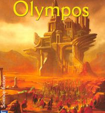 Ilium / Olympos - Dan SIMMONS (Ilium, 2003 &#x3B; Olympos, 2005), traduction de Jean-Daniel BRÈQUE, illustration de Jean-Sébastien ROSSBACH, Pocket collection Science-Fiction n° 5858, 2007-2008, 896 et 1024 pages