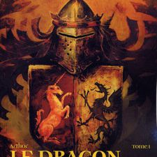 Le Dragon et la Licorne / La Louve et le démon - Alfred Angelo ATTANASIO (The Dragon and the Unicorn, 1996), traduction de Henry-Luc PLANCHAT, illustration de Alain BRION, Calmann-Lévy collection Fantasy, 2009, 224 et 300 pages
