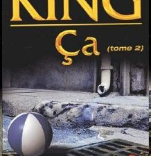 Ça - Stephen KING (It, 1988), traduction de William Olivier DESMOND, illustration de Bob GIUSTI , Le Livre de Poche n° 15134 et 15135, 2002, 800 et 638 pages