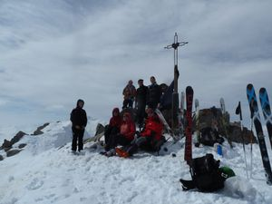Nos semaines 2015 dans les Alpes