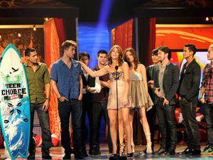 Photos des Teen Choice Awards [1]