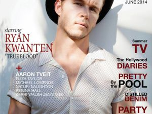 Ryan Kwanten : Bello Magazine