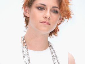 Kristen Stewart : Chanel