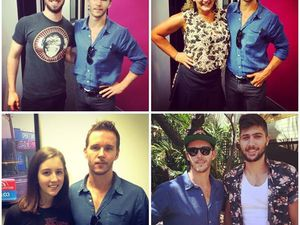 Ryan Kwanten : Fundraising For McHappy Day Charity