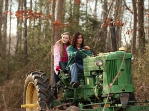 Boo Boo Stewart dans 'Evergreen Christmas'.