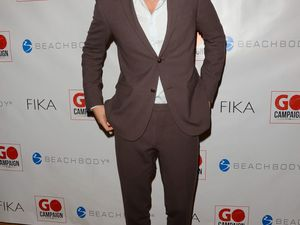 Robert Pattinson au GO GO Gala