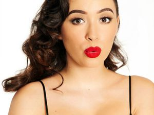 Jingle Ball 2014 : Christian Serratos