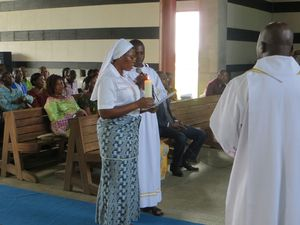 VIE des SERVANTES de MARIE en CI