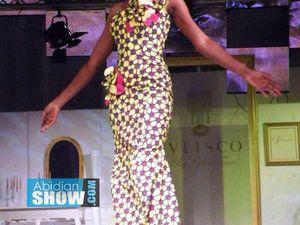 Modele de couture ivoirienne