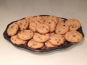 """cookies """"coeur de Nutella"""""""