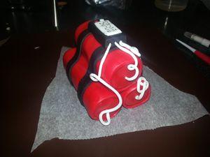 Gâteau d'anniversaire La Corse - Angel's Kitchen
