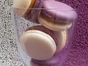 Macarons Caramel-Passion - Angel's Kitchen
