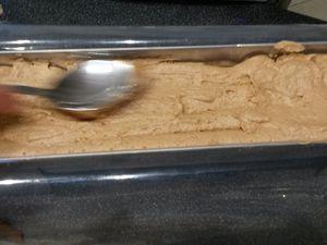 BUCHE CHOCOLAT LAIT CARAMEL