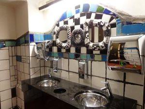 Vienne -  Friendensreich Hundertwasser
