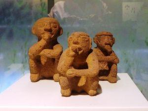 Costa Rica - Jour 2 : San José - Le Musée du Jade