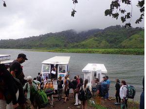 Costa Rica - Jour 5  : Arenal - Le coup du câble
