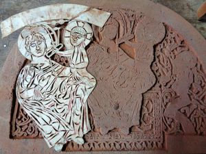 Arménie - Hayk Nalbandian, tailleur de pierre