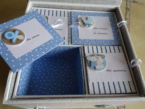 Boîtes de naissance