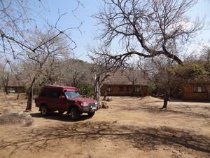 Il a également des parcs au Royaume du Swaziland. Mlilwane et Hlane ont reçu notre visite -)