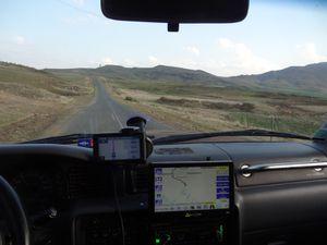 Mpofana Road, Lotheni road, Région du Drakenberg