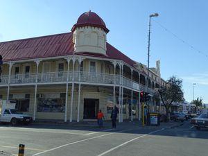 Graaff Reinet et Beaufort West, villes isolées dans l'Easten Cape, portes des parcs du Karoo
