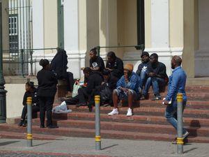 A 11h chaque  jour, visite guidée du centre ville. A 14h visite de Bo-Kaap (fait au précédent voyage)
