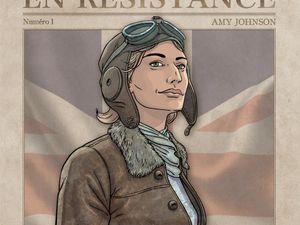 La Résistance féminine en bande dessinée