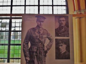 À Compiègne : Tolkien et la Grande Guerre, le fondement d'un mythe