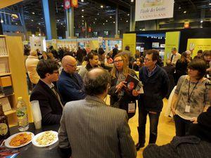 Salon du livre de Paris 2015 avec la Picardie aussi