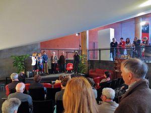 Retour sur le 4e Festival de poésie de Creil