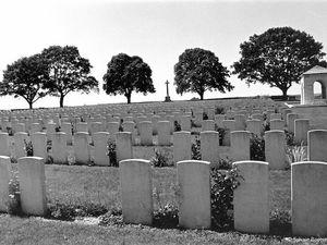 1914-1918, Picardie, l'impossible oubli de Sylvain Bouture
