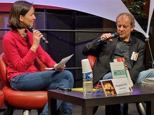 Retour sur le 29e Salon du Livre et de la BD de Creil : &quot&#x3B;Une idée du bonheur&quot&#x3B;