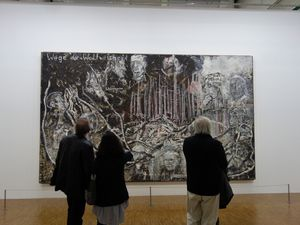 Anselm Kiefer doublement honoré à Paris