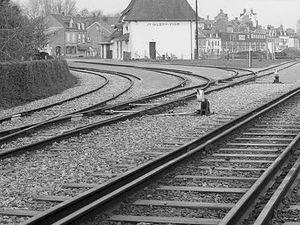 Lecture : Saint-Valery-sur-Somme de Laurent Denimal